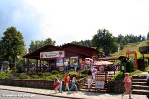 Centrum Rekreacji i Sportu KOLOROWA w Karpaczu